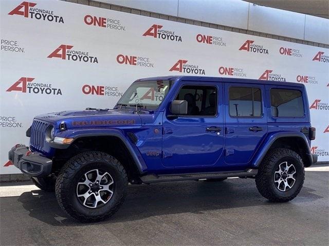 Jeep Wrangler 2020 price $55,483