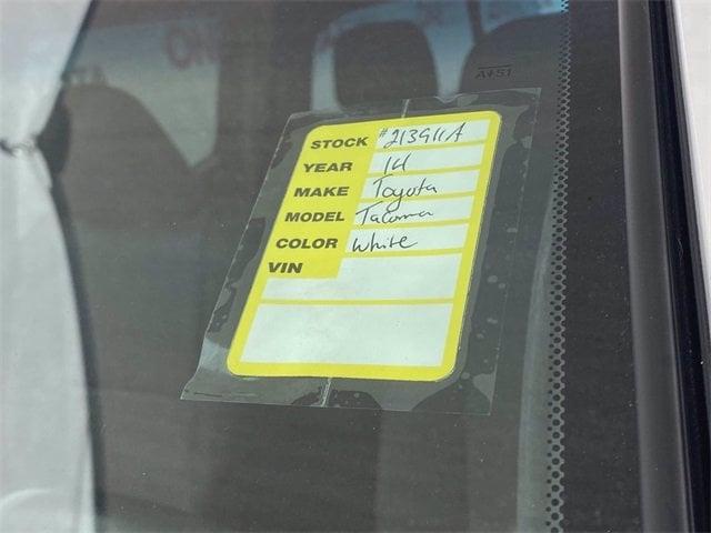 Toyota Tacoma 2014 price $33,481