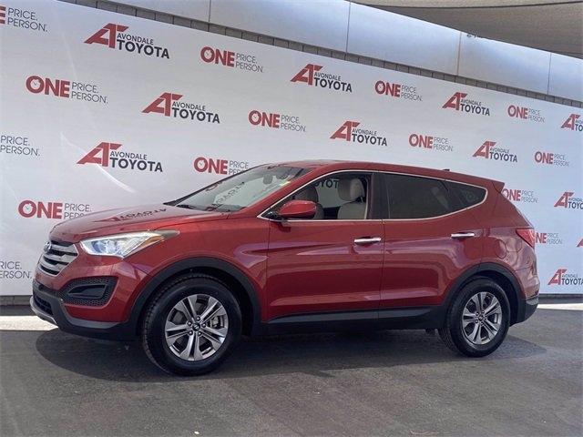 Hyundai Santa Fe Sport 2016 price $14,986
