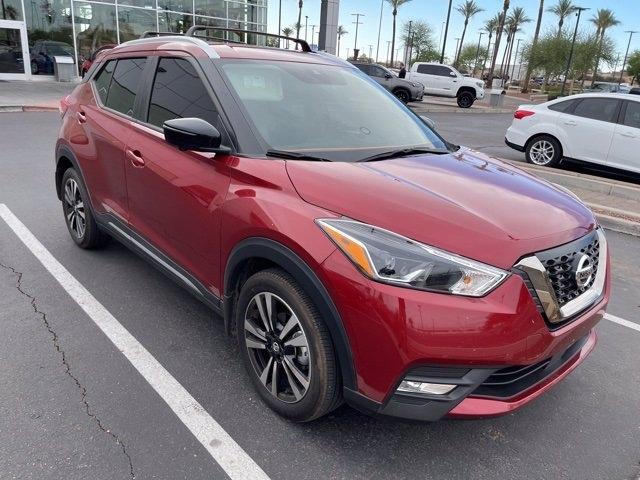 Nissan Kicks 2020 price $21,981