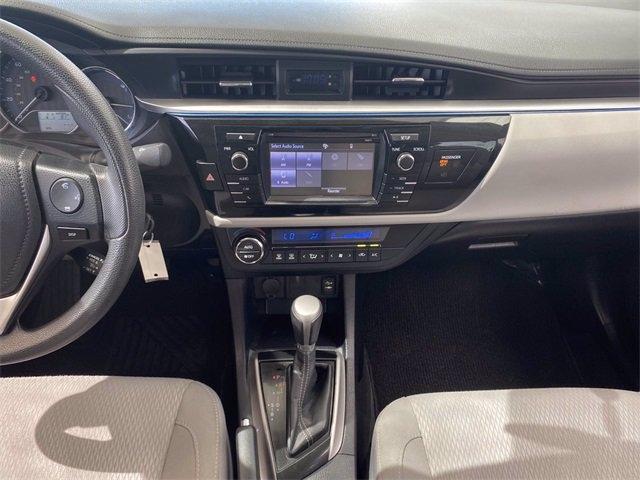 Toyota Corolla 2016 price $13,986