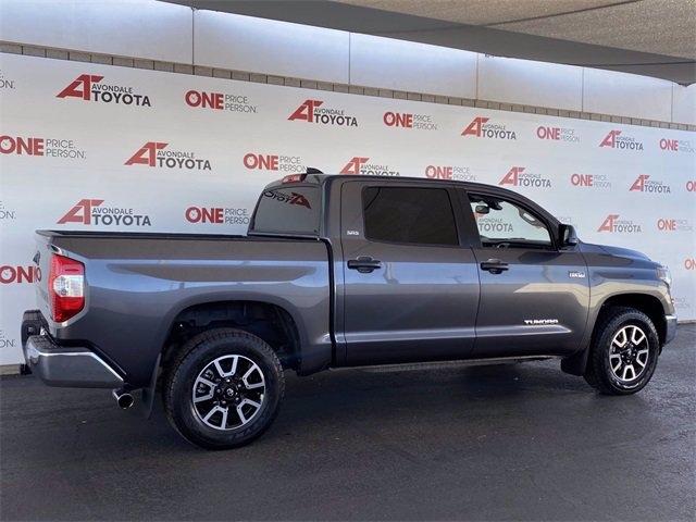 Toyota Tundra 2020 price $50,981