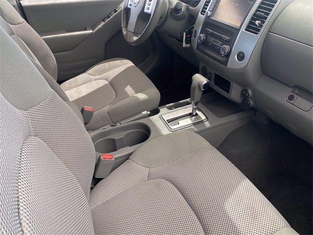 Nissan Frontier 2019 price $30,281