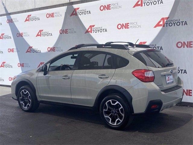 Subaru Crosstrek 2017 price $22,483
