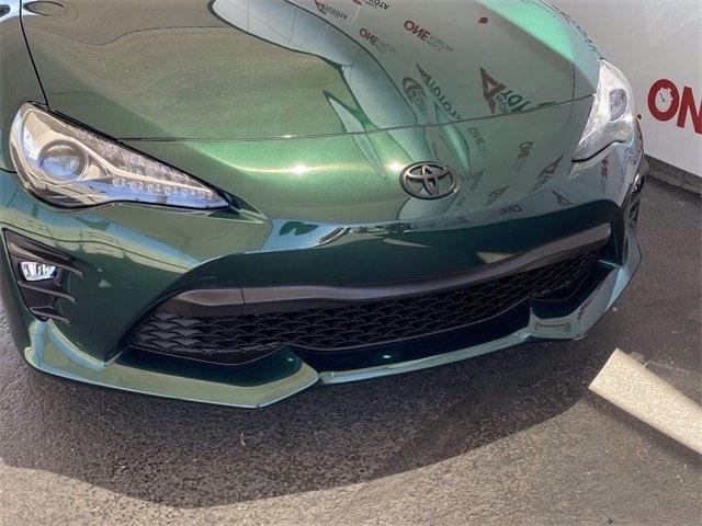 Toyota 86 2020 price $31,981