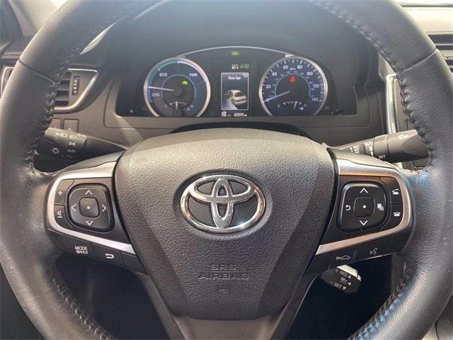 Toyota Camry Hybrid 2016 price $20,981