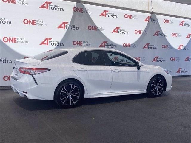 Toyota Camry 2018 price $24,981