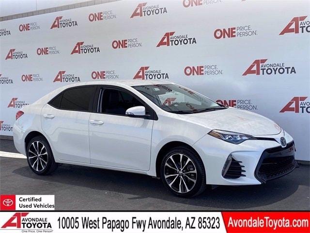 Toyota Corolla 2019 price $22,981