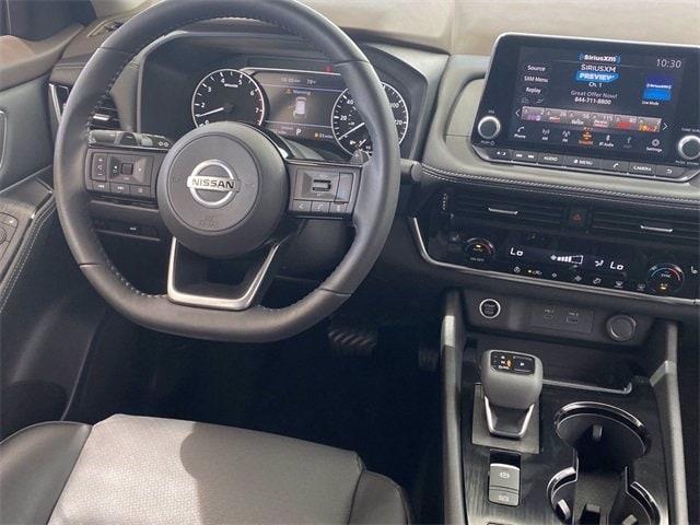 Nissan Rogue 2021 price $28,981