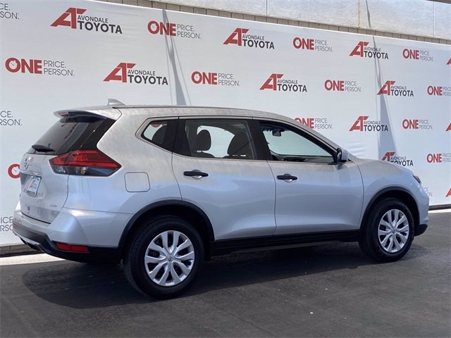 Nissan Rogue 2017 price $19,481