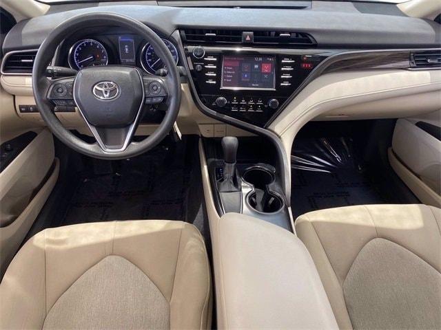 Toyota Camry 2019 price $25,781