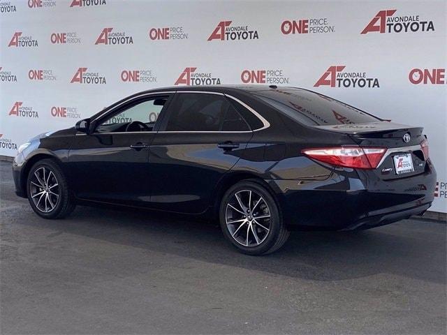 Toyota Camry 2017 price $16,586