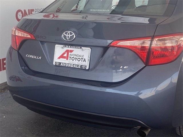 Toyota Corolla 2019 price $19,984
