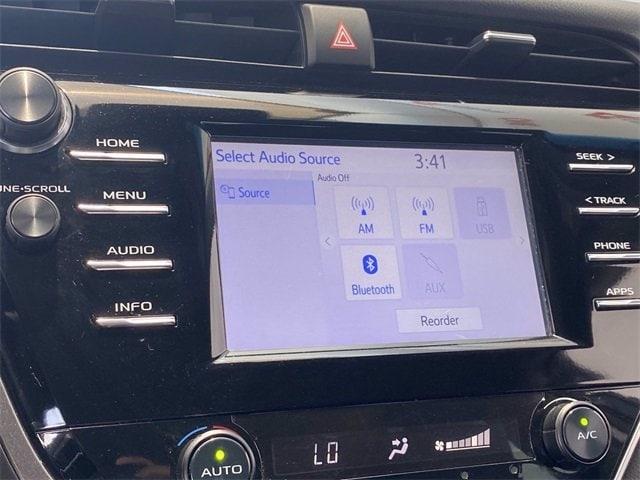 Toyota Camry 2018 price $25,484