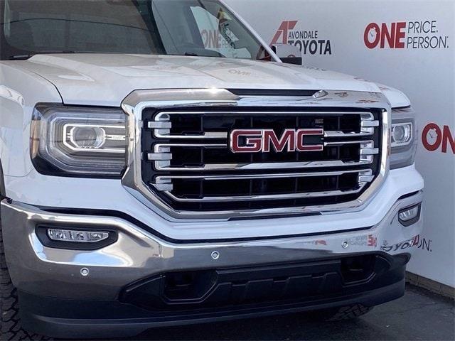 GMC Sierra 1500 2018 price $47,483