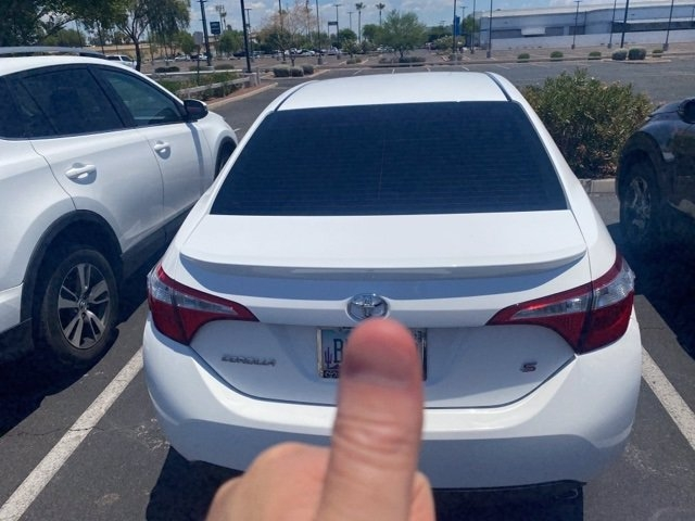 Toyota Corolla 2016 price $18,781