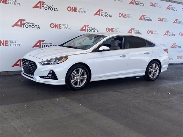 Hyundai Sonata 2018 price $21,983