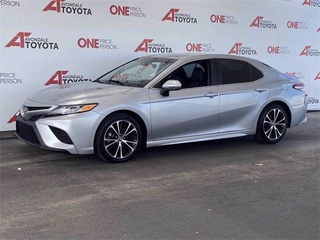 Toyota Camry 2018 price $25,482