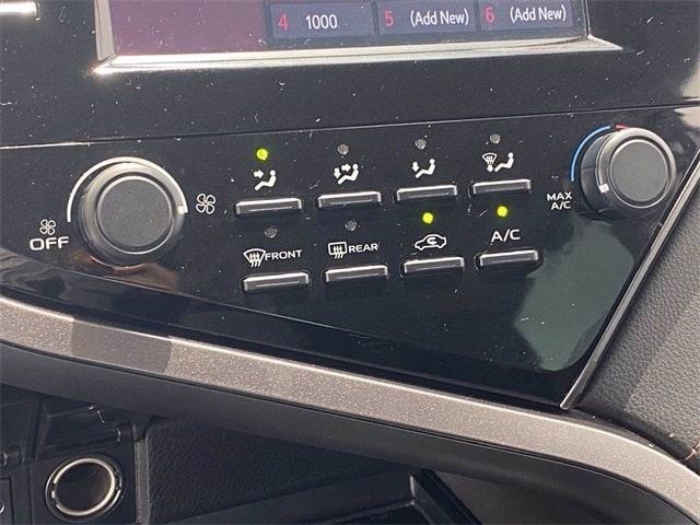 Toyota Camry 2019 price $24,982