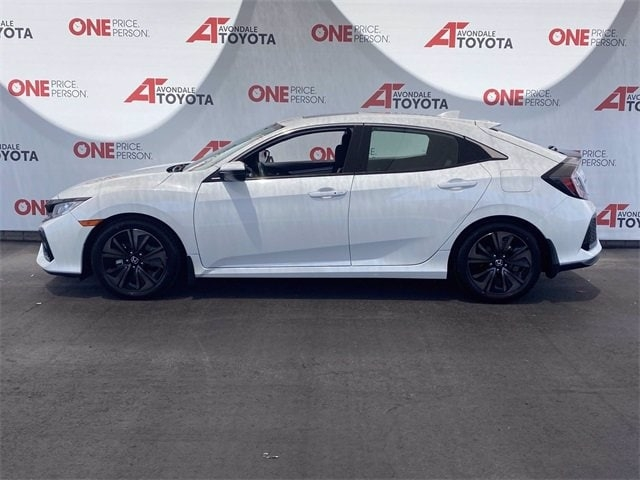 Honda Civic 2018 price $22,482