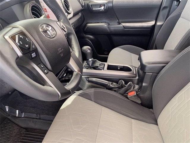 Toyota Tacoma 2021 price $44,482