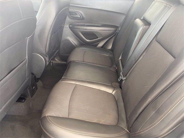 Chevrolet Trax 2018 price $17,481