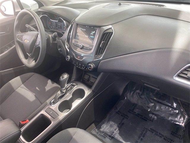Chevrolet Cruze 2018 price $17,981