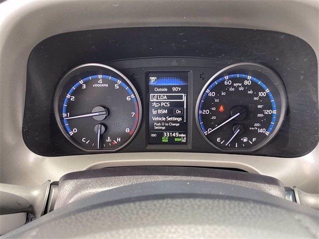 Toyota RAV4 2018 price $27,981