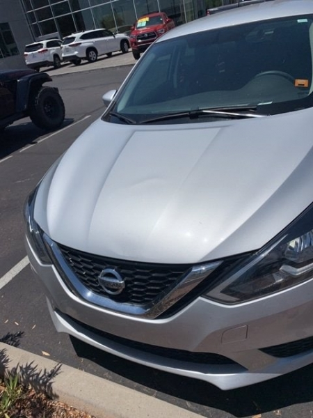 Nissan Sentra 2017 price $13,981