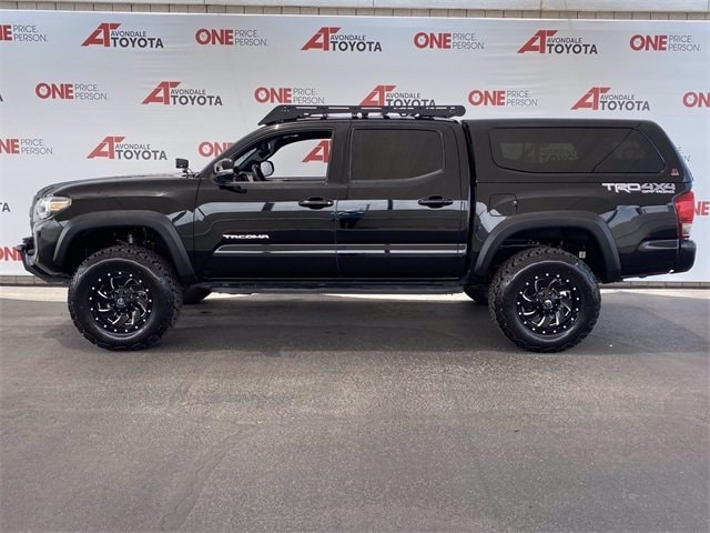 Toyota Tacoma 2017 price $39,482