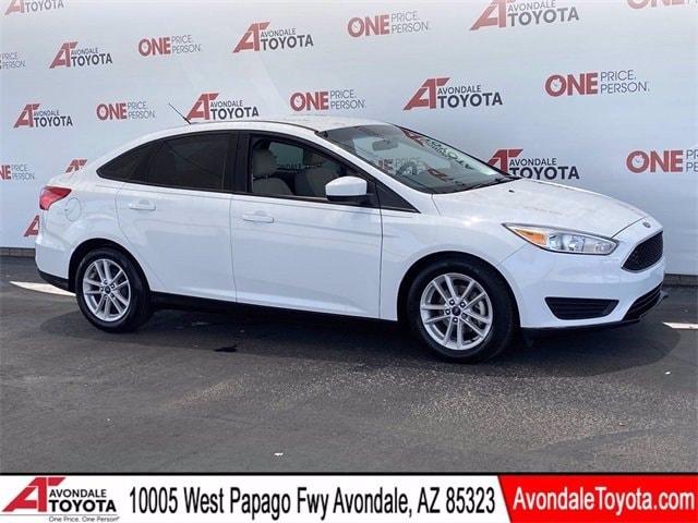 Ford Focus 2018 price $13,981