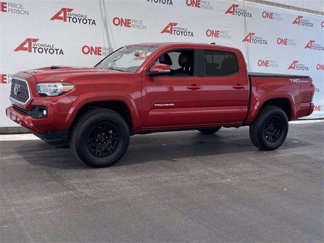 Toyota Tacoma 2018 price $39,981