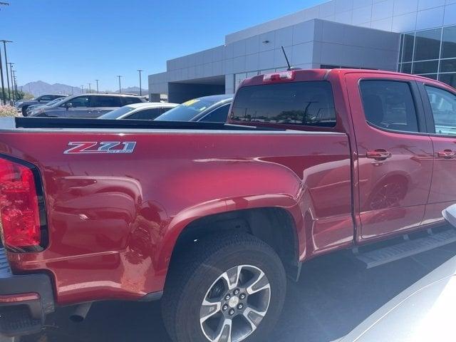Chevrolet Colorado 2015 price $31,981
