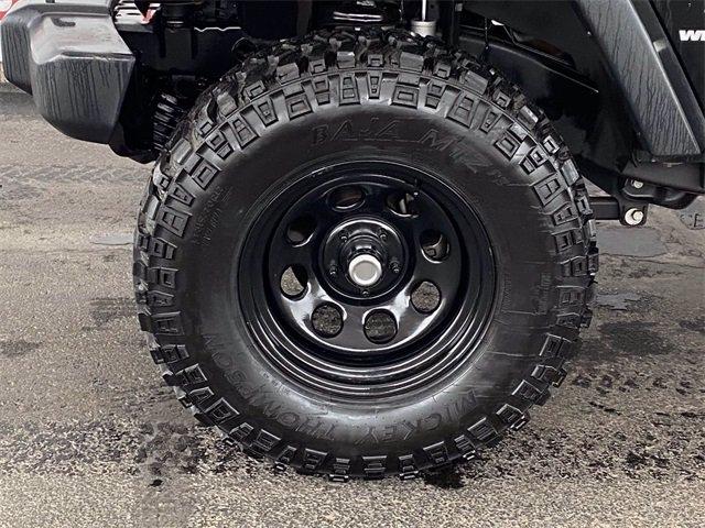 Jeep Wrangler 2012 price $21,981