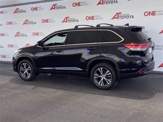 Toyota Highlander 2019 price $35,981