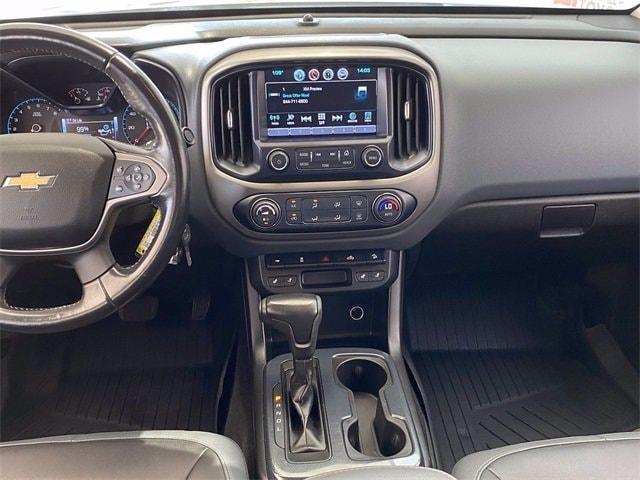 Chevrolet Colorado 2017 price $37,981