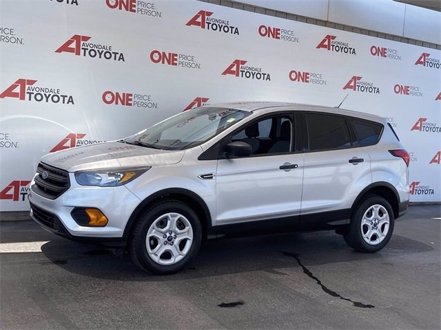 Ford Escape 2019 price $20,981