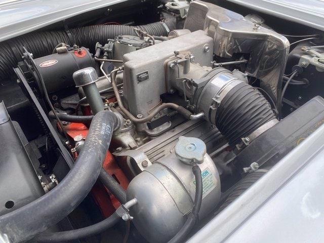 Chevrolete Corvette 1962 price $109,983