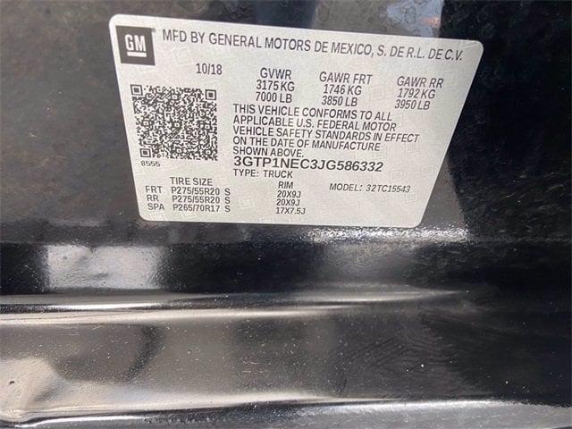 GMC Sierra 1500 2018 price $43,981