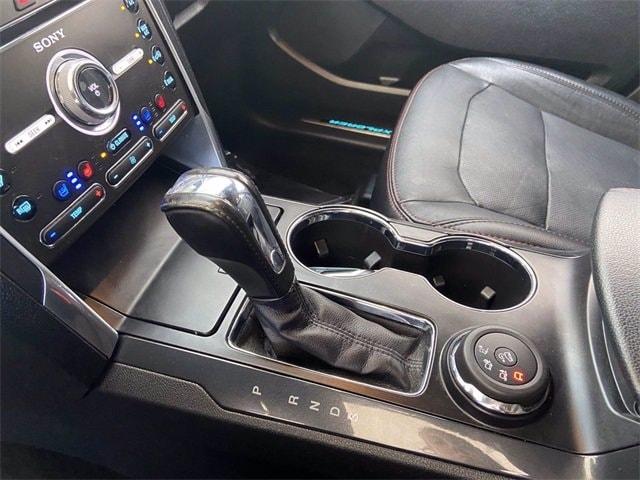 Ford Explorer 2017 price $29,981