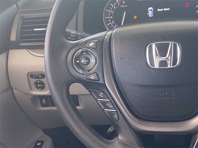Honda Pilot 2018 price $24,981