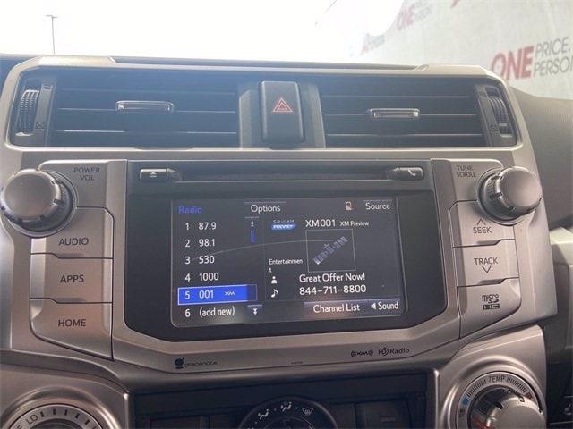 Toyota 4Runner 2016 price $34,981