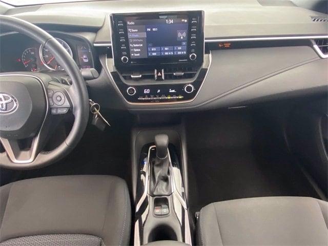 Toyota Corolla 2021 price $28,481