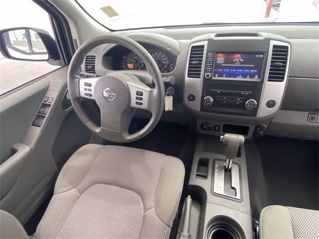 Nissan Frontier 2019 price $30,981