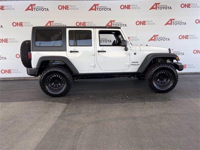 Jeep Wrangler Unlimited 2014 price $27,486
