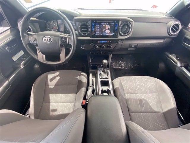 Toyota Tacoma 2017 price $37,481