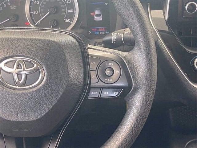 Toyota Corolla 2021 price $22,481