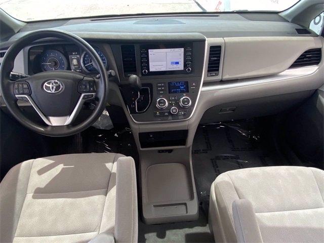 Toyota Sienna 2020 price $30,981