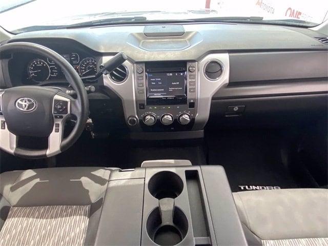 Toyota Tundra 2019 price $52,981
