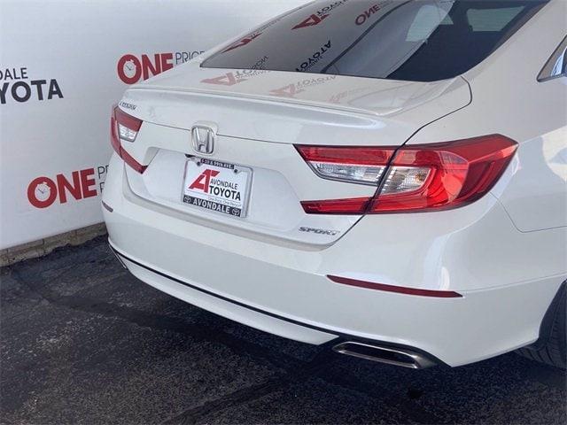 Honda Accord 2018 price $24,481